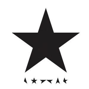 David Bowie - Blackstar, Album Cover