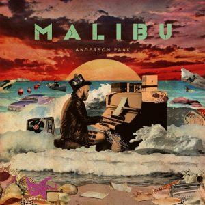Anderson .Paak - Malibu, Album Cover