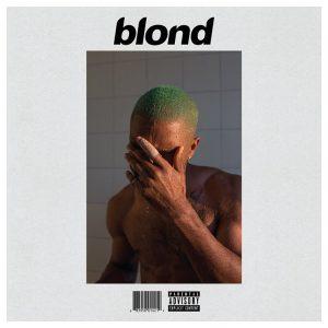 Frank Ocean - Blonde, Album Cover
