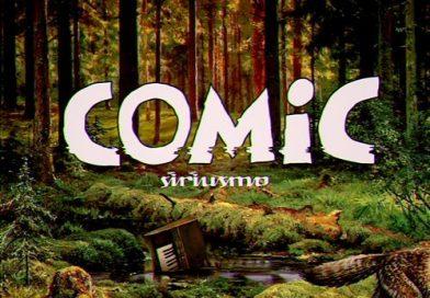 EdM: September 2017 | Siriusmo – Comic