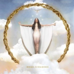 Rosalia - El mal querer, Album Cover