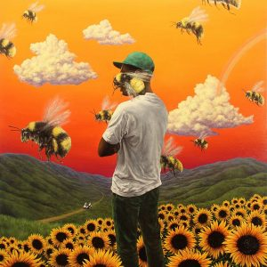 Tyler, The Creator - Flower Boy, Album Cover