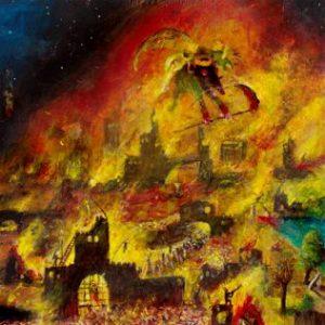 Armand Hammer - Rome, Album Cover