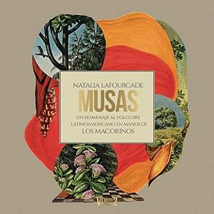 Natalia Lafourcade - Musas Vol. 2, Album Cover