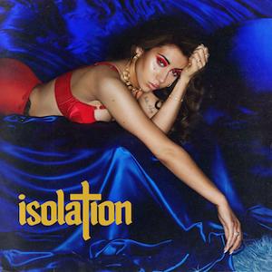 Kali Uchis - Isolation, Album Cover