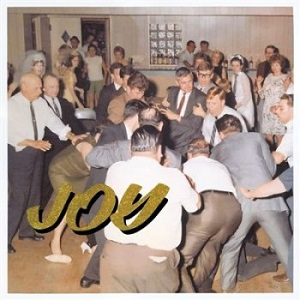 IDLES - Joy as an Act of Resistance., Album Cover
