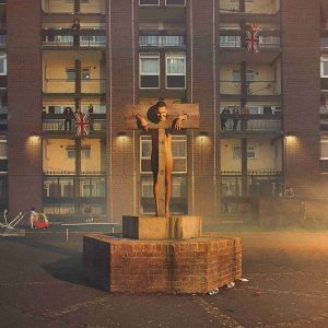 slowthai - Nothing Great About Britain, Album Cover