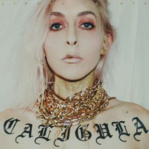 LINGUA IGNOTA - Caligula, Album Cover