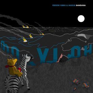 Freddie Gibbs & Madlib - Bandana, Album Cover