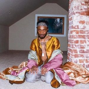 JPEGMAFIA - All My Heroes Are Cornballs, Album Cover